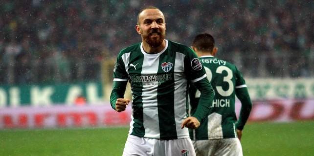 Bursaspor'da kalmak istiyorum
