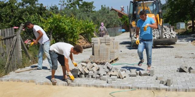 Orhangazi'de mahalleler yenileniyor