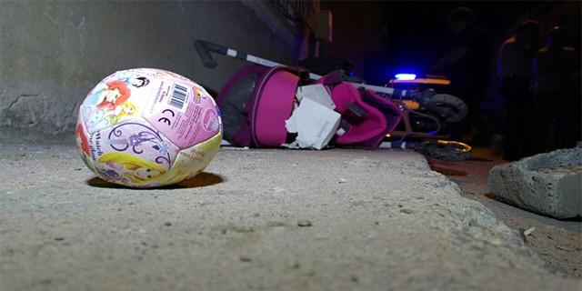 Bursa'da kahreden haber....10 aylık bebek öldü