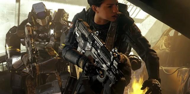 COD: Infinite Warfare  Oyananış Videosu Yayınlandı