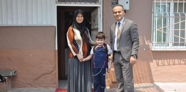 Kayra'dan Cumhurbaşkanı Erdoğan'a teşekkür daveti