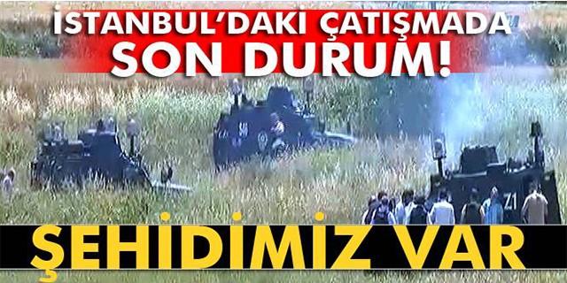İstanbul'dan acı haber