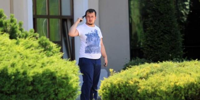 Bursa'da dehşet dakikaları...Başına silahı dayadı ve ...