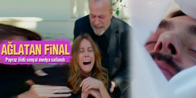 Poyraz Karayel'den ağlatan final