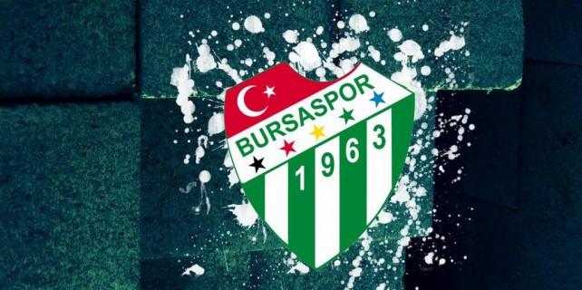 Bursaspor'un yeni kaptanı...