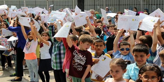 Bursa'da karne heyecanı