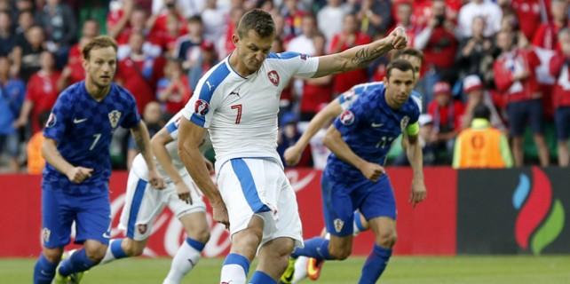 Hırvatistan'ı 90+3'te Necid yıktı