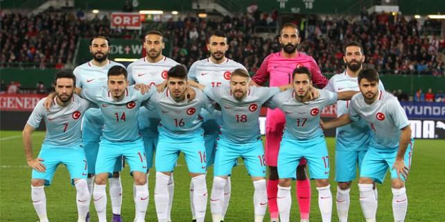 Türkiye gruptan nasıl çıkar? İşte son puan durumu...