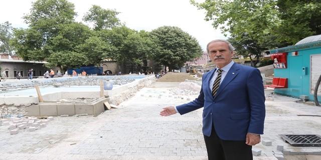 Bursa'nın vitrini yenileniyor