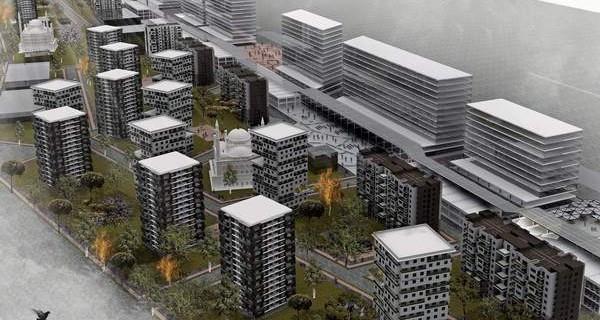 Bursa'nın en büyük kentsel dönüşümüne 3 talip var