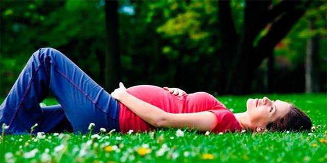 Hamileler sıcak havalara dikkat