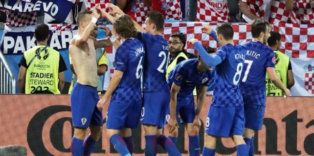 Hırvatistan zirveyi kaptı!