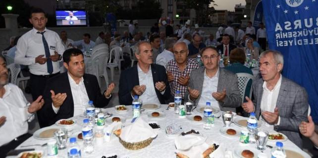 Bursa'ya Medine Camisi çok yakıştı