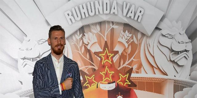 Galatasaray'a Bursaspor'un kaptanı olarak geldim