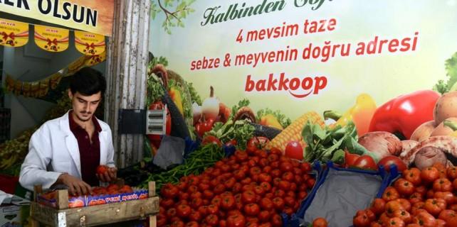 Bursa'da bakkal amca AVM'ye savaş açtı