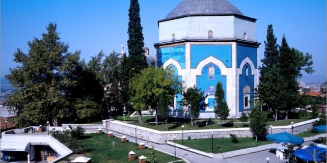 Bursa evliyalarından Emir Sultan Hazretleri