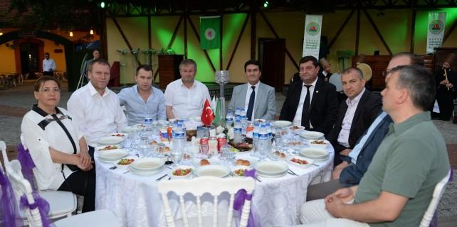 Başkan Dündar, Osmangazi Ziraat Odasının iftarına katıldı