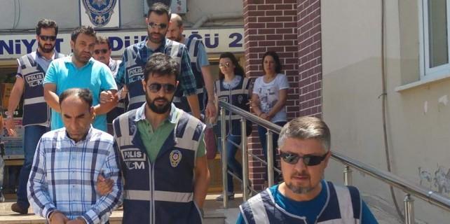 Bursa'da büyük vurgun...