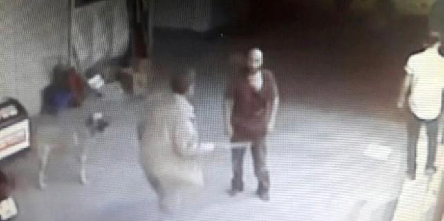 İzmir'in göbeğinde korkunç cinayet