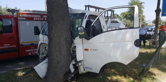 Bu kaza 15 yaşındaki Yusuf'u hayattan kopardı