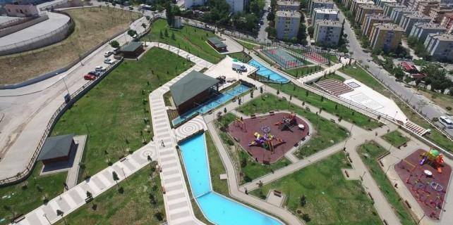 Bursa'ya nefes alınacak bir mekan daha