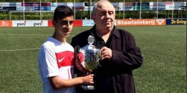 Manchester United, 14 yaşındaki Türk yeteneğin peşinde