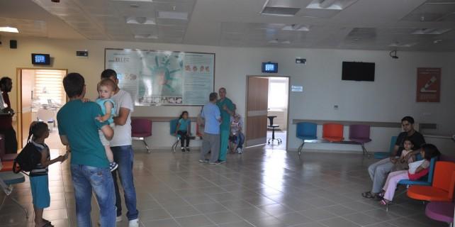 İnegöl diş hastanesi hizmete açıldı