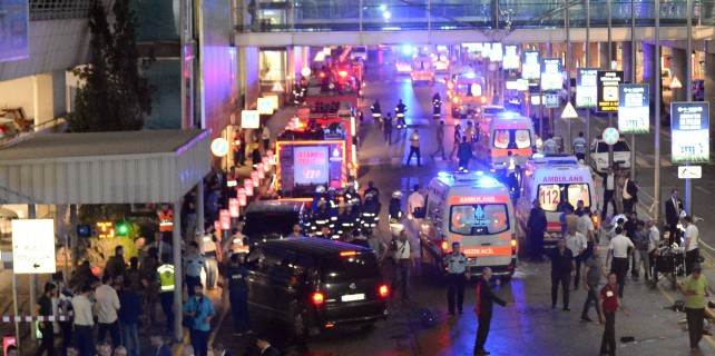 Patlamada ölenlerin sayısı 36'ya yükseldi, 147 yaralı var