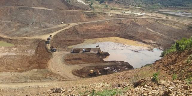 BTÜ öğrencilerinden Büyükkumla Barajı'na teknik gezi