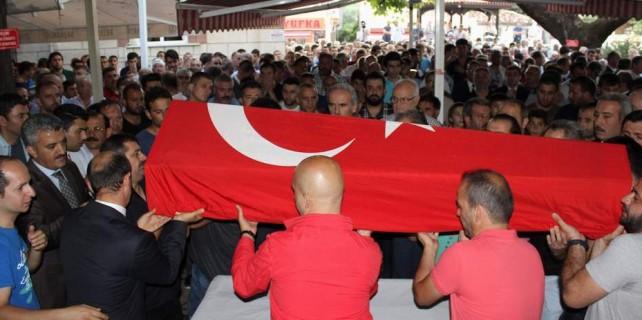 Bursa'da en acı veda...