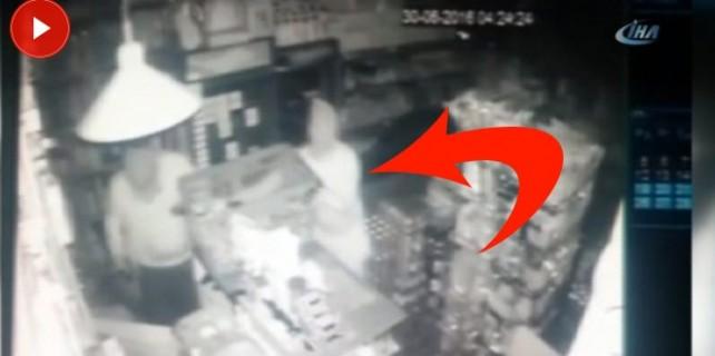 İşte Beşiktaş'ı ayağa kaldıran hırsızlar