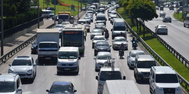 Bursalılar bu yollara dikkat...Bayramda çalışma stop etti