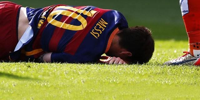Messi'ye hapis şoku