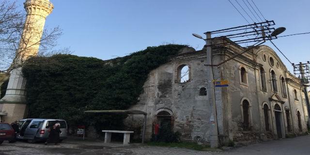 Eski kilise kültür merkezi oluyor