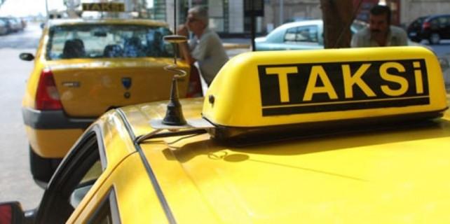 Bursa'da Taksi ve Servis plakaları satışa çıkıyor...