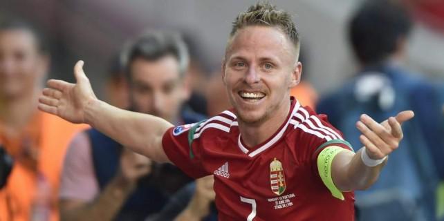 Macar oyuncu için sürpriz açıklama