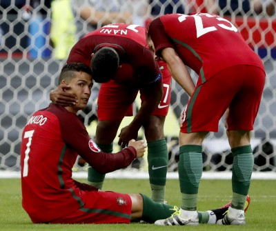 Final Portugal vs France
