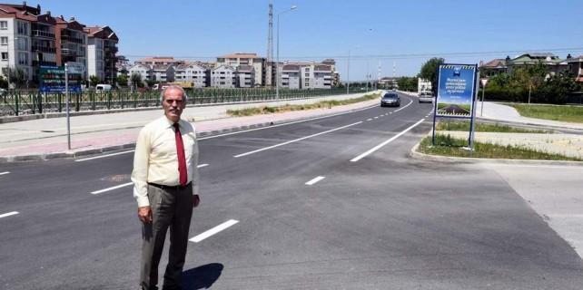 Nilüfer'in yollarına Büyükşehir imzası