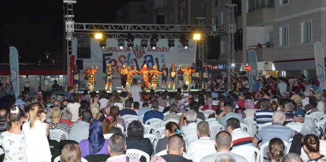 Yıldırım'da festival coşkusu sürüyor