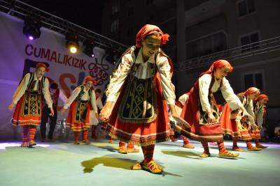 YILDIRIM'DA FESTİVAL COŞKUSU SÜRÜYOR