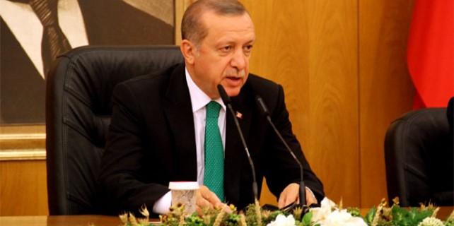 Cumhurbaşkanı Erdoğan'dan millete çağrı: 'Sokaklara çıkın'