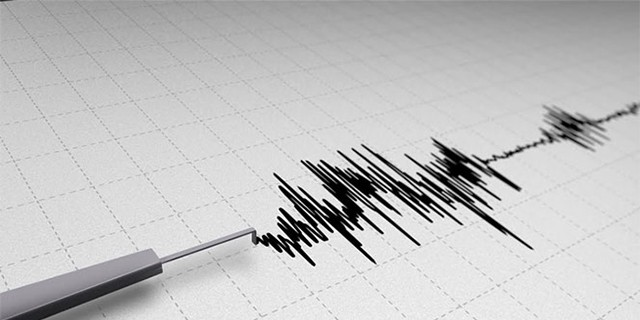 Deprem oldu...