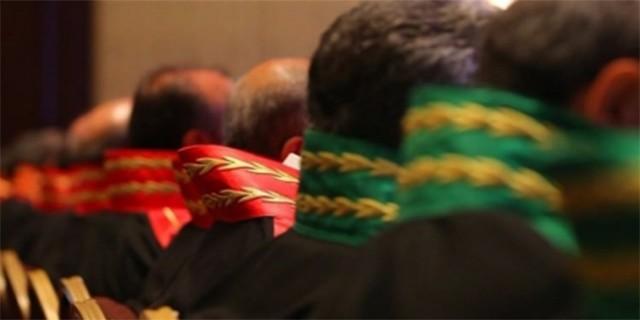 45 hakim ve savcı adliyeye sevk edildi