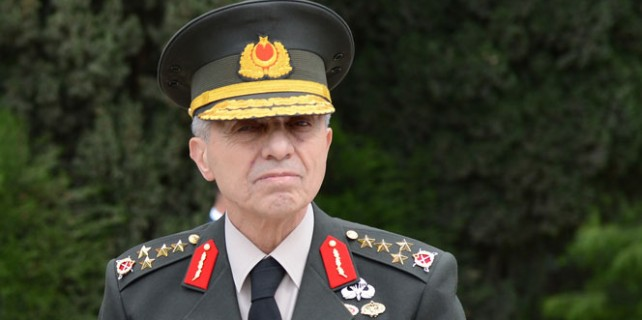 Jandarma Genel Komutanı GATA'ya sevkedildi