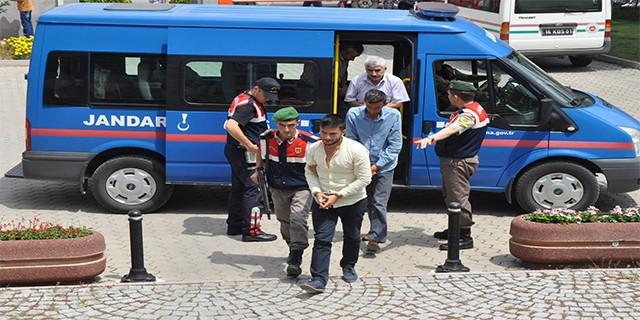Bursa'da FETÖ operasyonu: 5 gözaltı