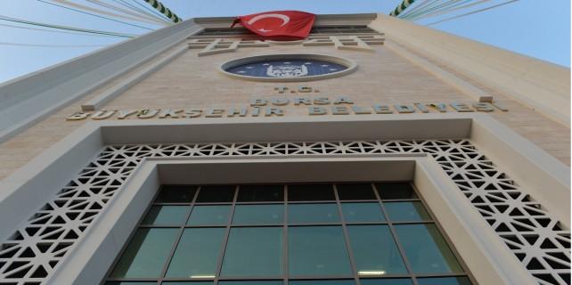 Bursa Büyükşehir Belediyesi'nde 6 müdür görevden alındı