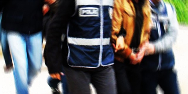 Bursa'da 25 yeni gözaltı