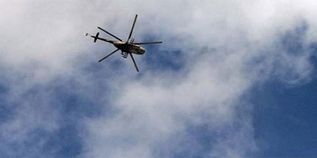 Bursa polisi havadaki yabancı cisimleri kovaladı