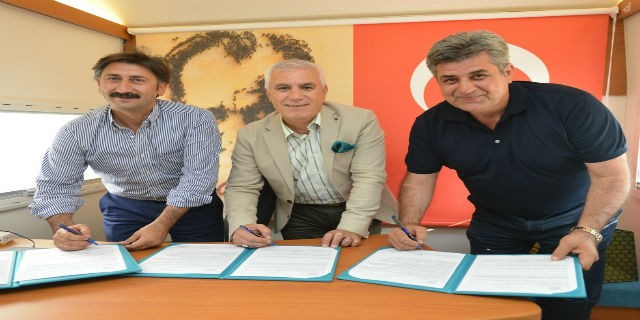 Nilüfer'in 244'üncü parkı için imzalar atıldı