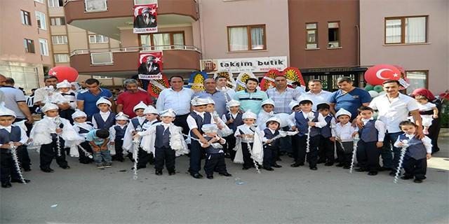 Mudanya'da toplu sünnet şöleni